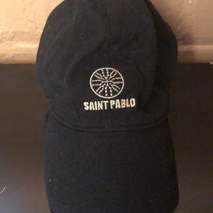 Kanye West SAINT PABLO World Tour Merch Hat